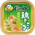 【新品/取寄品】ビタワングー 鶏ささみ緑黄色野菜 キャベツ 100g